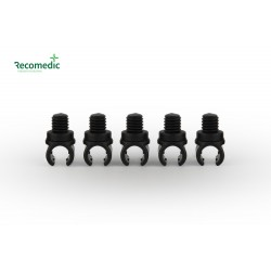 cable clip M5x4.5, for line 5mm