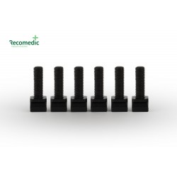 cable holder M5x13, on line 4mm