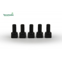 cable holder M5x9, on line 4mm