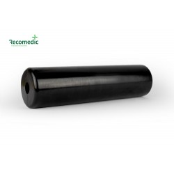 roller PU 300x80x23mm, smooth, black