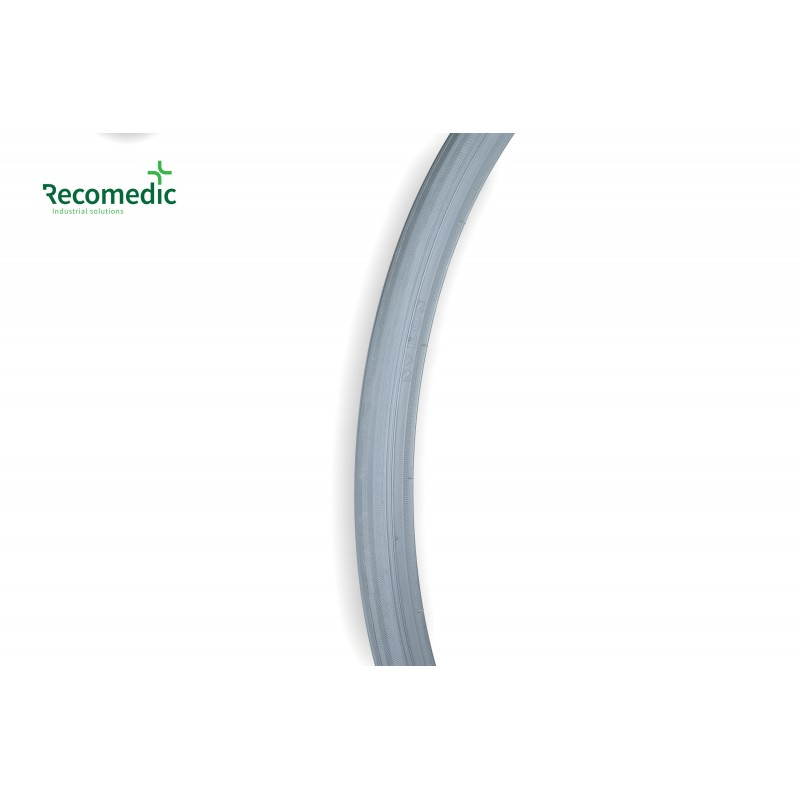 tyre 24x1 grey, smooth